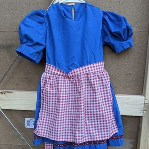 Rubies Girls Dress Wizard Of Oz